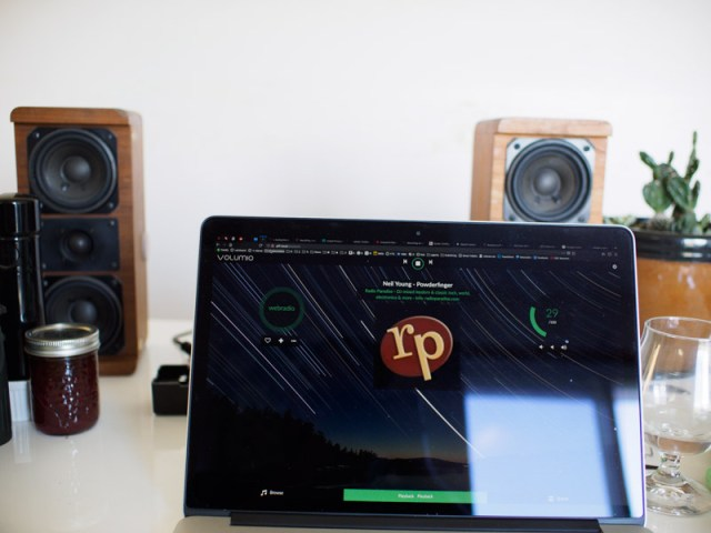HiFiBerry Amp 2, Vintage Koss Speakers and Volumio – robcee net