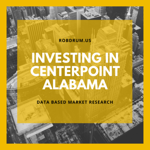 Investing in Centerpoint, Alabama
