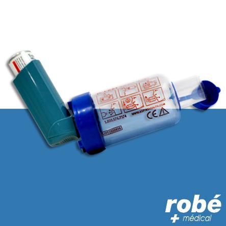 Chambre dinhalation compacte  Nbuliseurs et inhalateurs  Rob vente matriel mdical