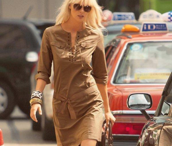 10e98cd1af5 Craquez pour la robe saharienne - Robe Mode