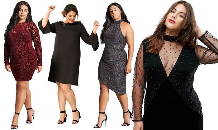 Robe femme ronde 2019