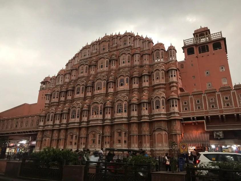 Jaipur Palace in Jaipur, India