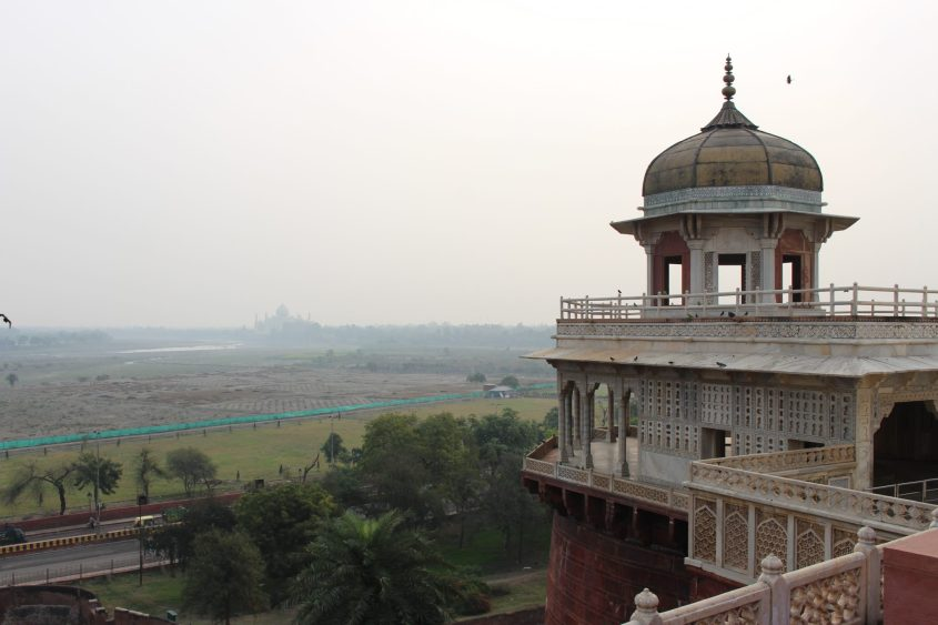 The Red Fort of Agra Musamman Burj