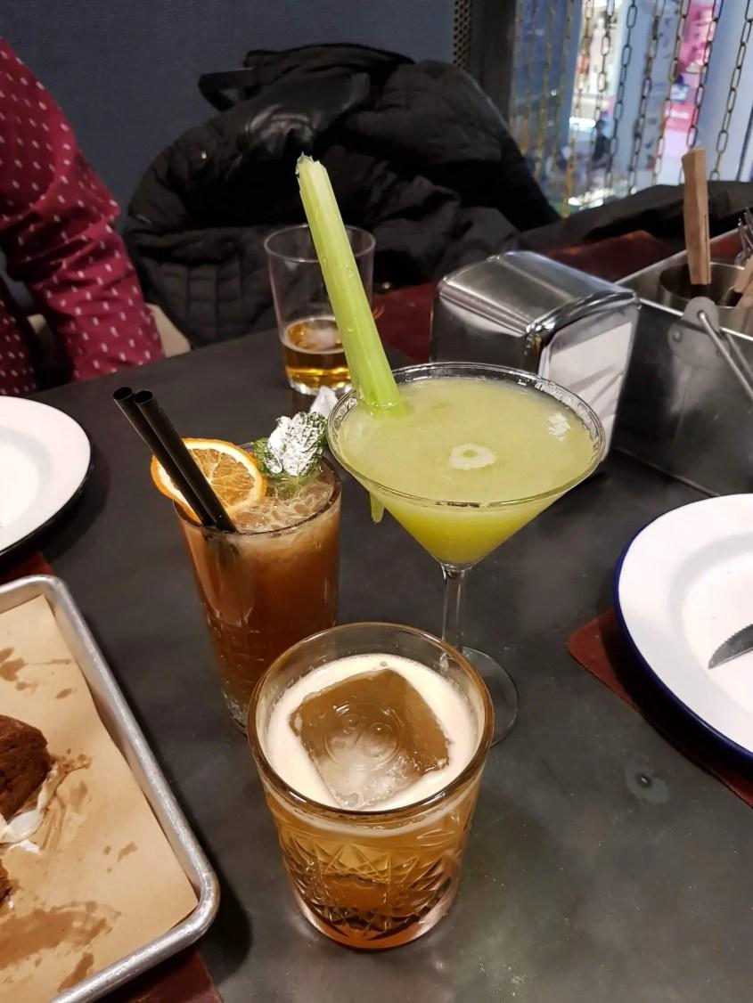Cocktails in Kiev Kyiv