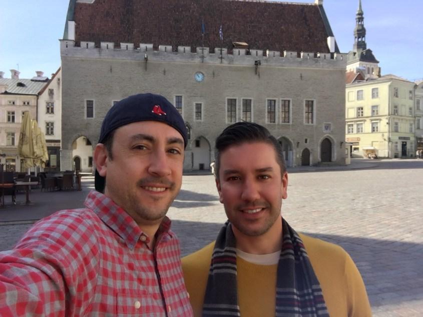 Tallinn Estonia Old Town