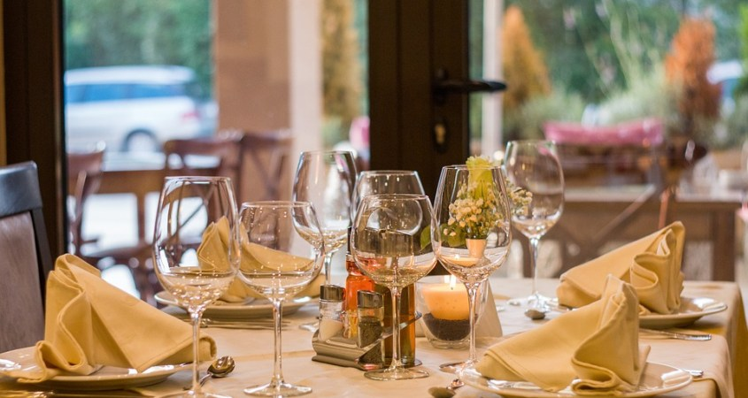 American Dining Service vs. European Dining Service