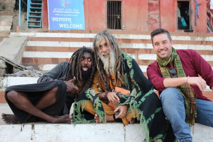 Varanasi ghats no excuse not to travel
