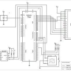 Arduino Mega 2560 Circuit Diagram Wireless Router Wiring Bioart Lcd