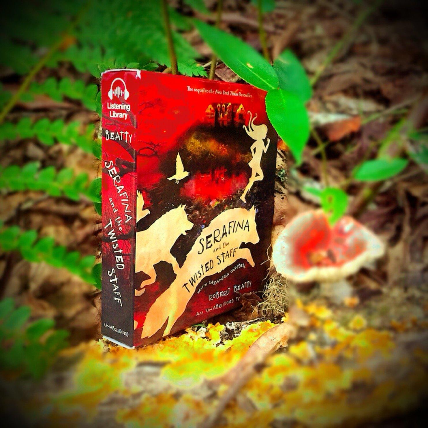 Audiobook (CD) - Serafina Series