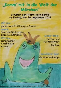 Schulfest RKS 2014