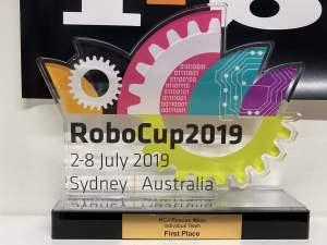 Read more about the article Team des Roberta RegioZentrums wird Weltmeister