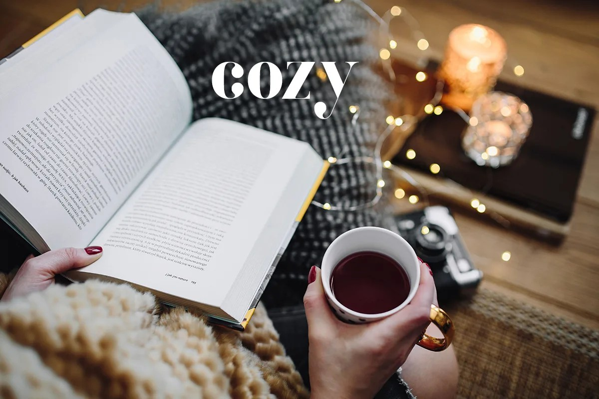 Cozy Winter nights with roberta organic fashion