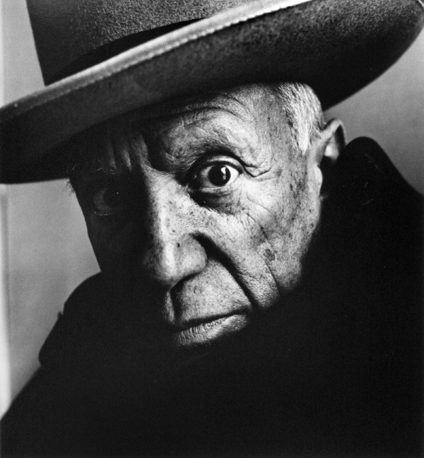Irving Penn And Roberta'
