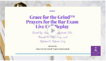 Grace for the Grind™ Career Mastermind Member Spotlight on