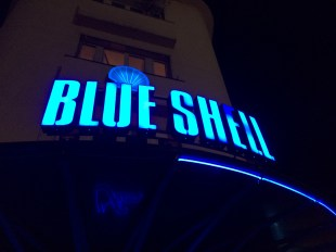 Blue Shell Club Cologne - Entry