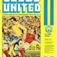 Memory Match No. 5:  Leeds Utd 4, Southampton 0   (25.11.1978)