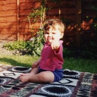 Leeds United's New Striker, Upstaged by a Baby Girl   -   by Rob Atkinson