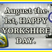 English by Birth, Leeds United and Yorkshire by the Grace of God. Happy Yorkshire Day!   -   by Rob Atkinson