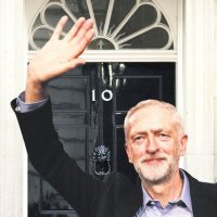 Jeremy Corbyn is Prime Minister, 8 May 2020