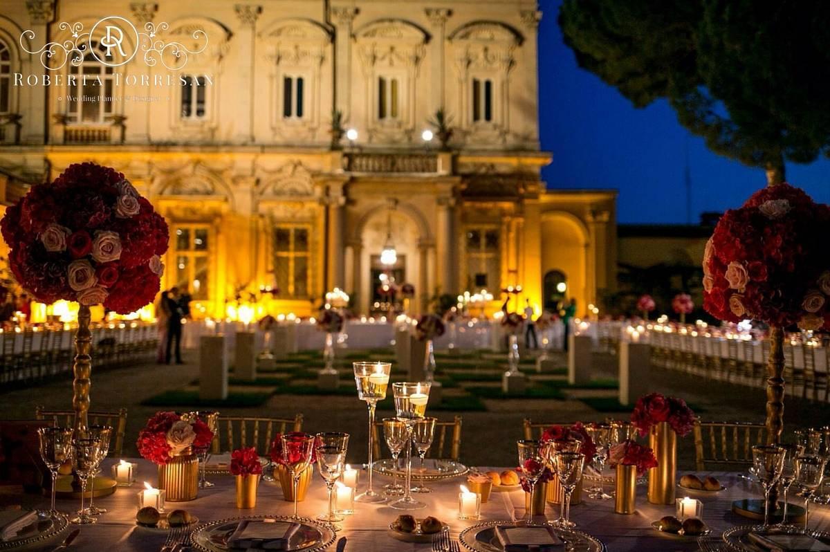 Le 4 Top Location per un Matrimonio a Roma