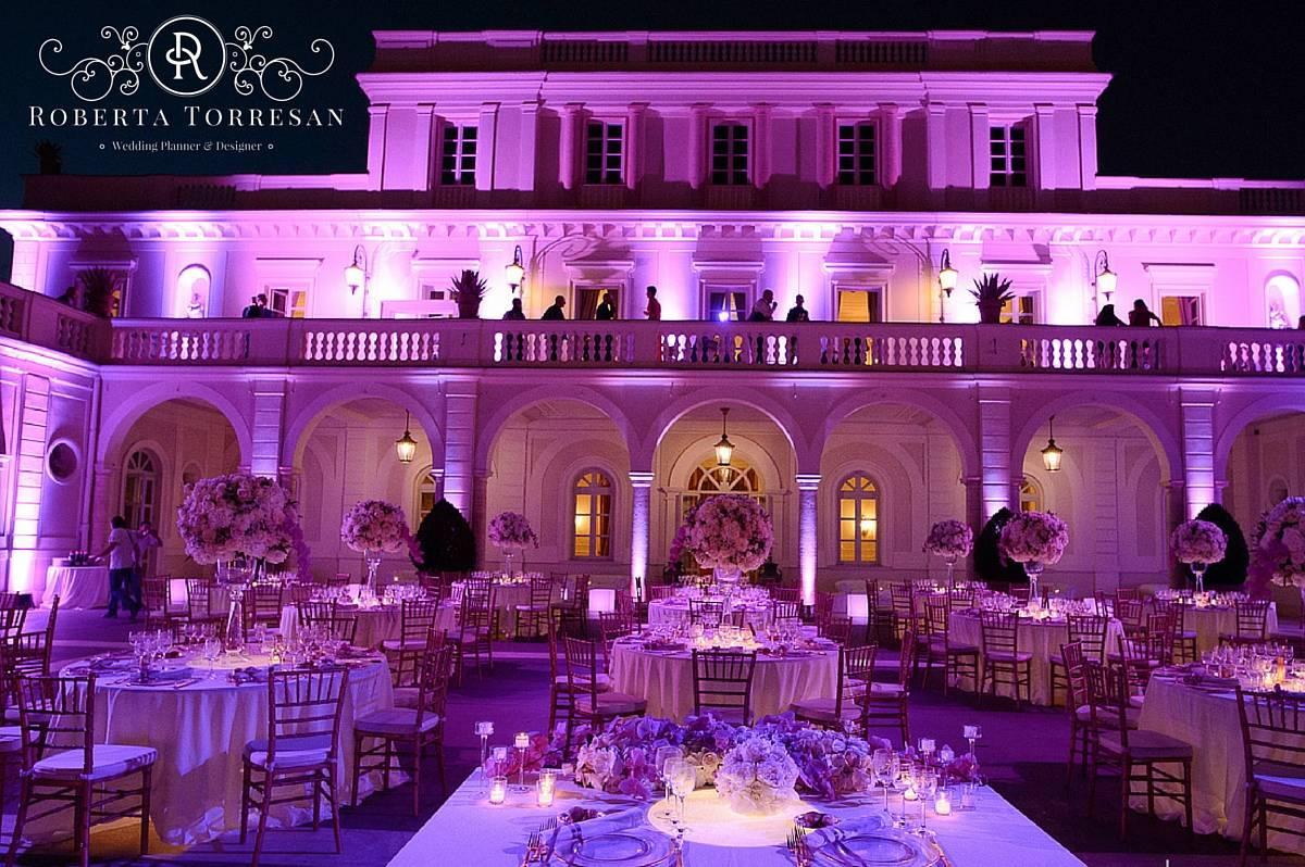 Chi non vorrebbe un Matrimonio a Villa Miani