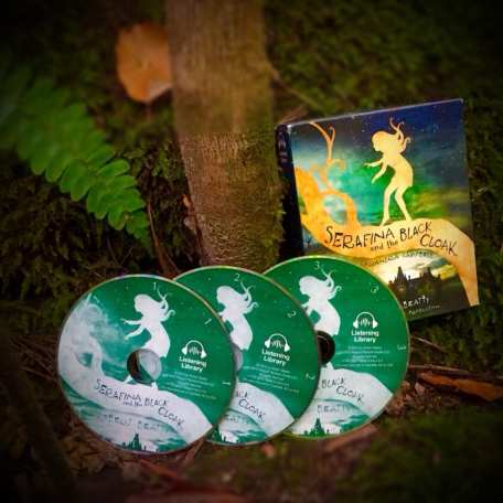 Audiobook (CD) - Serafina Series