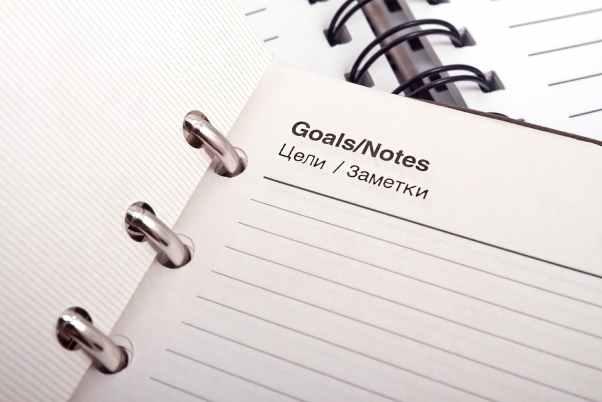 goal setting, achievement, success