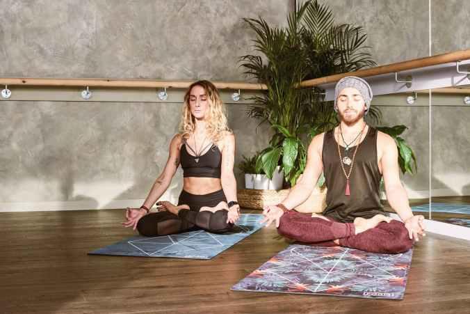 meditation, yoga, peace