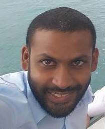 9. Ahmed Nasir Portrait