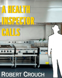 When A Health Inspector Calls cover