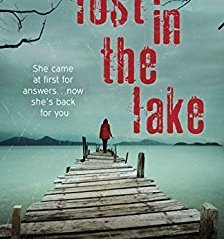 Lost in the lake cover