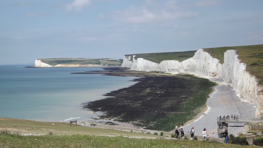 Belle Tout to Birling Gap and beyond