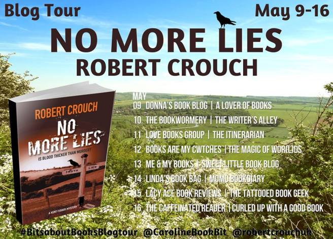 No More Lies Blog Tour