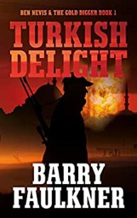 Turkish Delight by Barry Faulkner