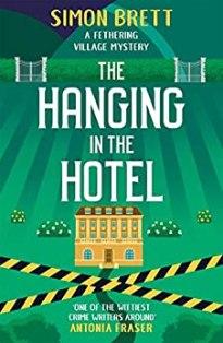 The Hangin gin the Hotel by Simon Brett