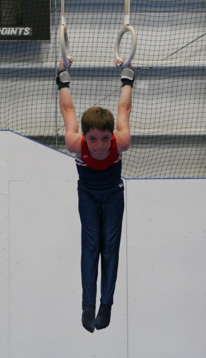 youth boys gymnastics