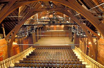 Robert Davis Inc  Bratton Theater  The Chautauqua Institution  Chautauqua NY