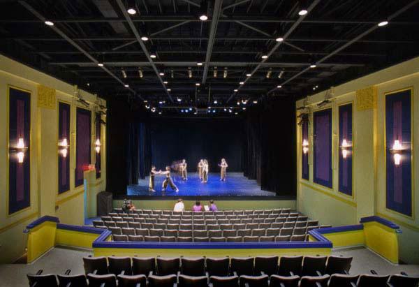 Robert Davis Inc  Grace Street Theater  Virginia