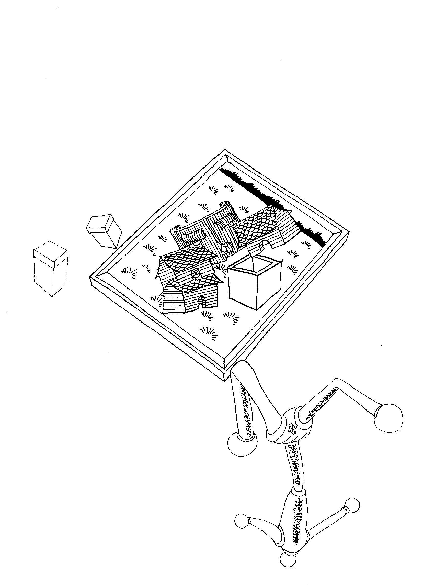 Later Drawings: Sketchbook One