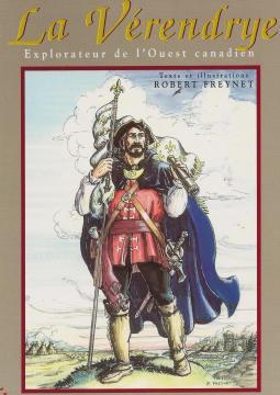 La Vérendrye -Illustration Cahier de l'éleve