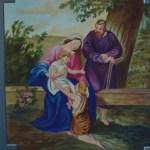 Sainte Famille – Freynet (Copie de Tauffenbach – chapelle N-D-du-Bon-Secours, Saint-Norbert, Manitoba)