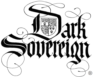 The mark for 'Dark Sovereign' by Yaroslava Mills