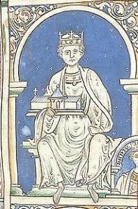 King Henry II Drawing