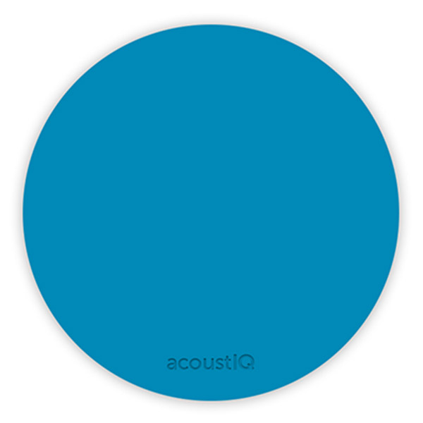 acoustIQ Pad Blue