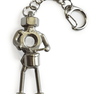 Essentially Nuts Snare Drum Keyring