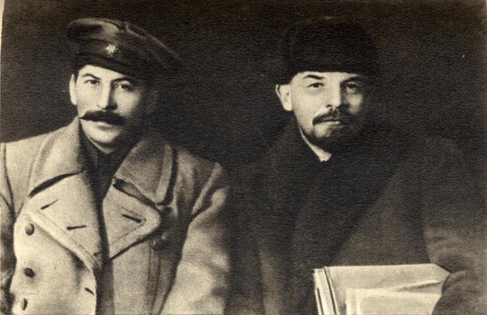 The Russian Revolution: After October  (3/4)