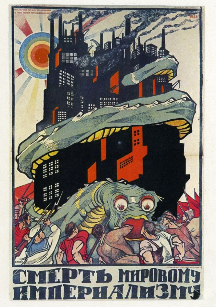 The Russian Revolution: Dictatorship or Social Revolution  (6/6)