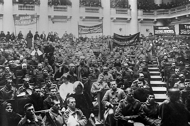 The Russian Tragedy: Alexander Berkman on the Russian Revolution (4/6)