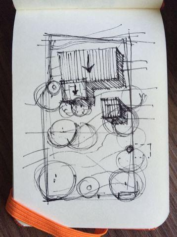 Floor Plan Sketches Univer City