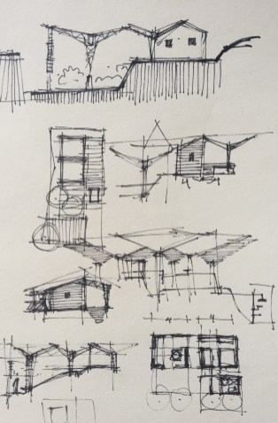 Sketches Univer City